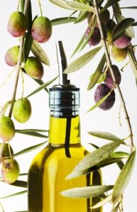 olive oil to prevent heart disease