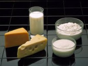 low-fat dairy foods