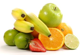 potassium-rich fruits and vegetables