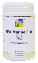 Buy EPA Marine Fish Oil from Nutrigold