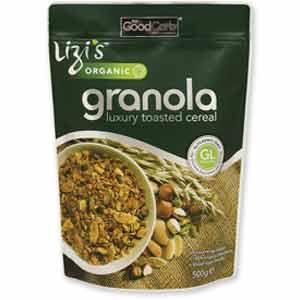 Buy Lizi's Organic Granola