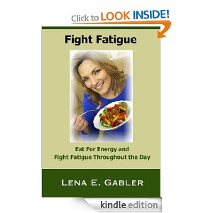 Read more about Fight Fatigue by clicking on the link to the right