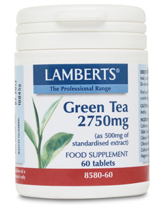 Buy Lamberts Green Tea Tablets