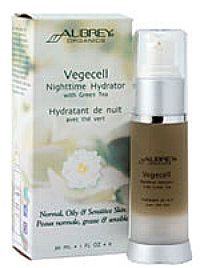 Buy Aubrey Organics Vegecell Night Cream with Green Tea