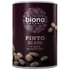 Buy tinned organic beans from Goodness Direct