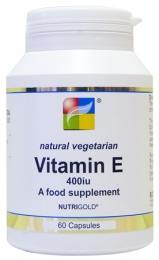 Buy Vitamin E 400 IU from Nutrigold