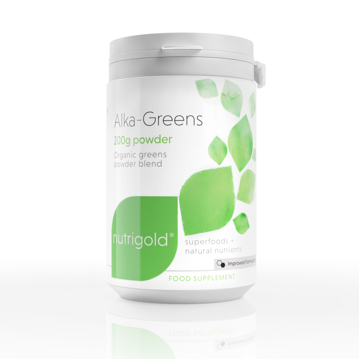 Read more about Alka-Greens