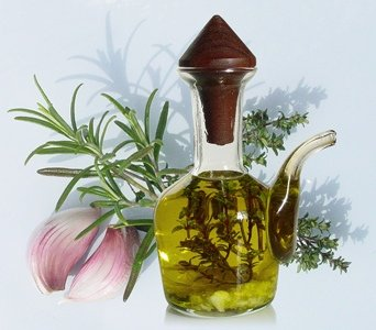 Italian salad dressing: Mix aged balsamic vinegar, olive oil, lemon
