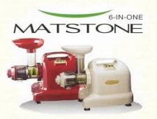Read more on the Matstone Juicer