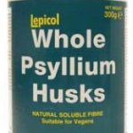 Lepicol contains whole psyllim husks