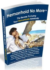 Hemorrhoid No More