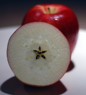 Apples and constipation