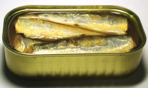 canned sardines contain calcium and vitamin D