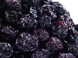 dried blueberries are best to relieve diarrhea