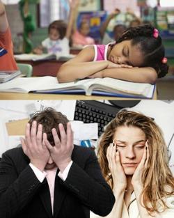 Fatigue, a very common trait