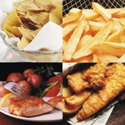 deep fried and fatty foods are well known heartburn triggers