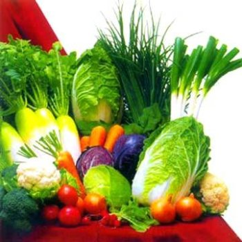 include a variety of fruits and vegetables in your diet