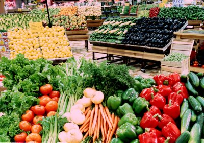 fresh fruits and vegetables are rich in potassium