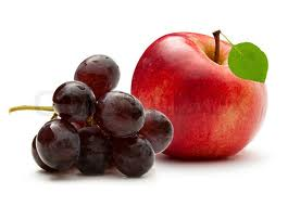 apples and red grapes are also good sources of quercetin