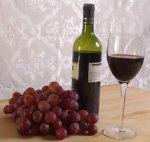 read wine for heart disease