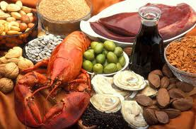 selenium rich foodsinclude seafood, liver, wheat germ and Brazil nuts