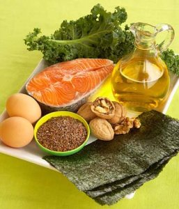 increase omega-3 fats in your diet