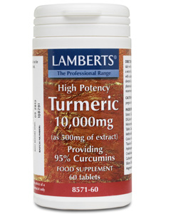 Buy Lamberts High Potency Turmeric from Nutriglow