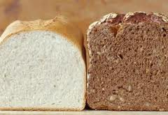 whole grain bread vs white bread
