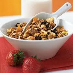 Start your day with a bowl of whole grain cereals