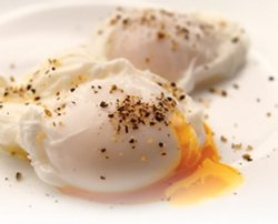 poached ggs