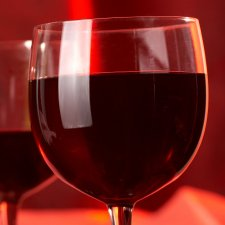 red wine for atherosclerosis