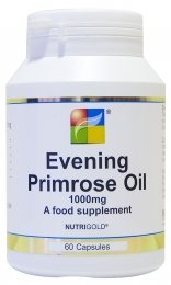 Buy Evening Primrose Oil from Nutrigold