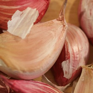 one or two cloves of garlic a day have an anti-thrombotic activity equal to aspirin