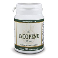 Buy Lycopene caps from Cytoplan