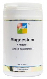 Buy Magnesium Citrizorb from Nutrigold