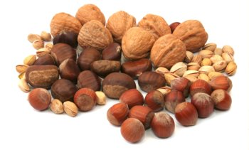 There's a huge variety of nuts