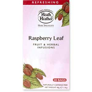 Buy Raspberry and Blackberry Tea from Goodness Direct