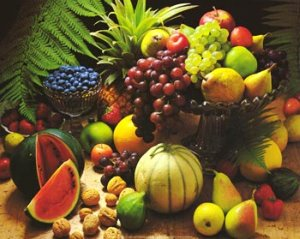increase fruits and vegetables in your diet