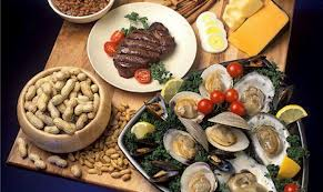 zinc-rich foods include oysters, organ meat, eggs, nuts and seeds